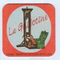 La Guillotine coaster A page