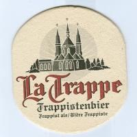 La Trappe coaster A page