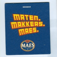 Maes coaster A page