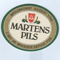 Martens coaster A page