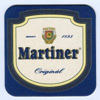 Martiner coaster A page
