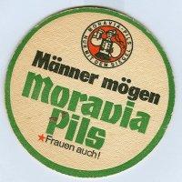 Moravia coaster A page
