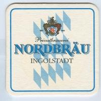 Nordbräu coaster A page