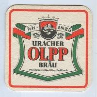 Olpp coaster A page