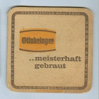 Ottakringer coaster A page