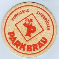 Park coaster A page