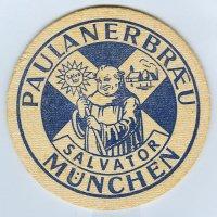 Paulaner coaster B page