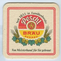 Peschl coaster A page