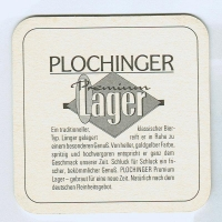 Plochinger coaster B page