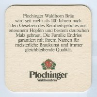 Plochinger coaster B page