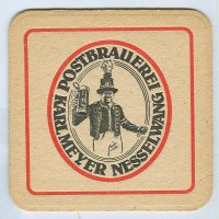 Post-brauerei coaster A page