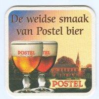 Postel coaster A page