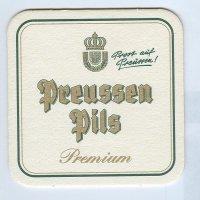 Preussen coaster A page