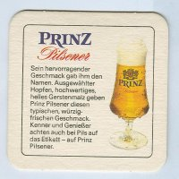 Prinz coaster A page