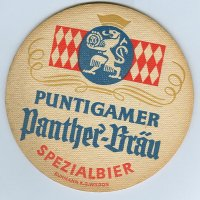 Puntigamer coaster B page