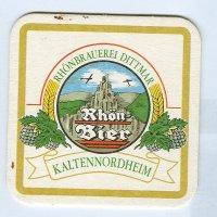 Rhön coaster A page
