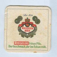 Riegeler coaster A page