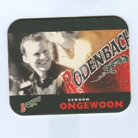 Rodenbach coaster A page