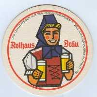 Rothaus coaster A page