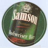 Samson coaster A page