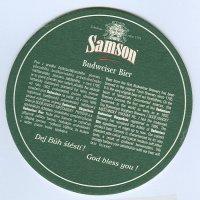 Samson coaster B page