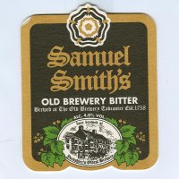Samuel Smith's coaster A page