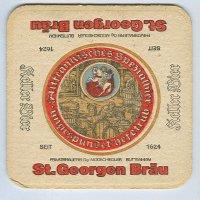 St. Georgen coaster A page