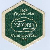 Starobrno coaster A page