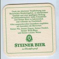 Steiner coaster B page