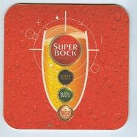 Super Bock coaster A page