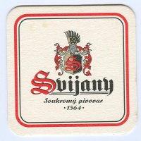 Svijany coaster A page