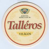 Talléros coaster A page