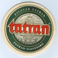 Tatran coaster A page