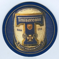 Timisoreana coaster A page
