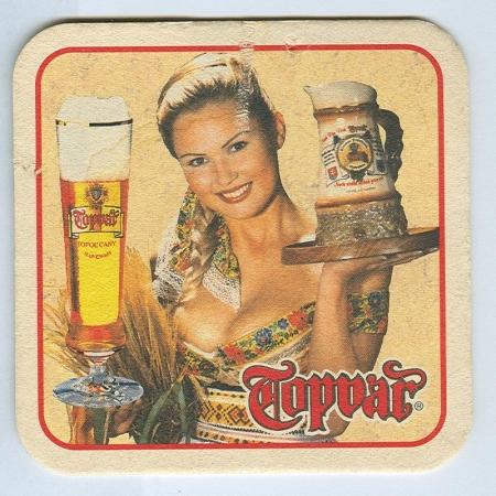 Topvar coaster A page