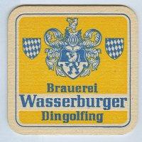 Wasserburger coaster A page