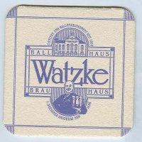 Watzke coaster A page