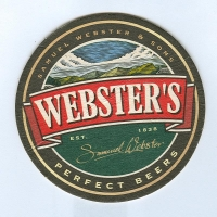 Webster's coaster A page