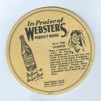 Webster's coaster B page