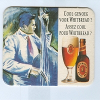 Whitbread coaster A page
