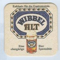 Wibbel coaster A page