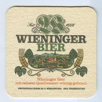 Wieninger coaster A page
