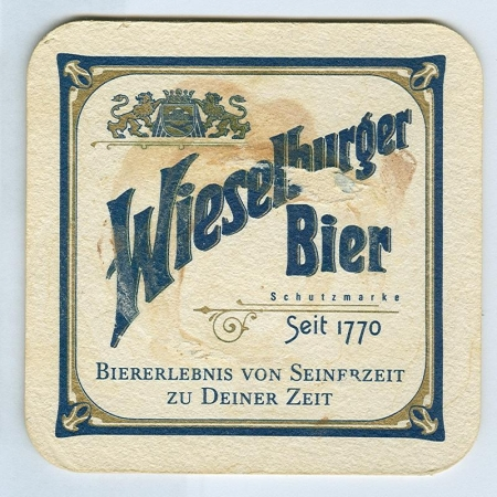 Wieselburger coaster A page