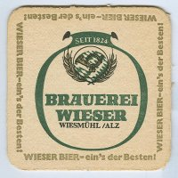 Wieser coaster A page