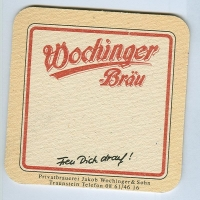 Wochinger coaster A page