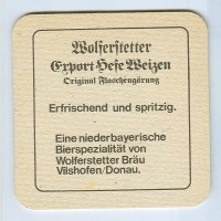 Wolferstetter coaster A page