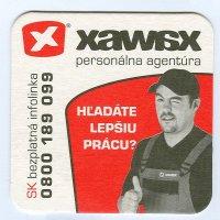 Xawax coaster A page