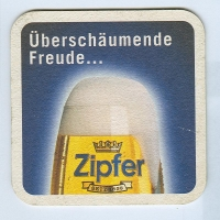 Zipfer coaster A page