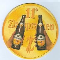Zlatopramen coaster A page