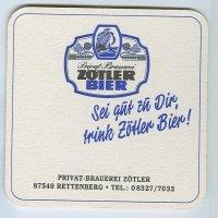 Zötler coaster A page